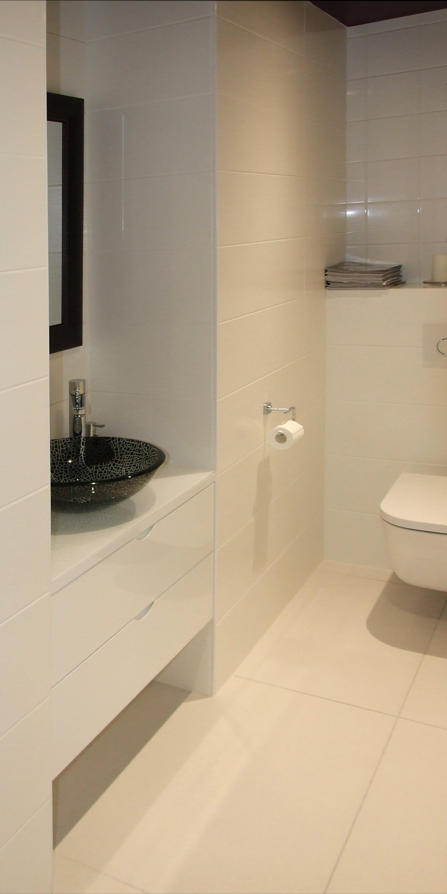 Meuble WC1